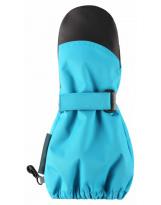 Зимние голубые рукавицы краги LASSIE suprafill 727727/7840