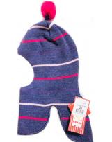 Зимний сиреневый шлем - шапка Lenne - Ленне MINT 18580/6199