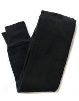 Леггинсы лосины черные Nozi L0002