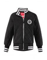 Черная куртка Reima Birger 526304/9990