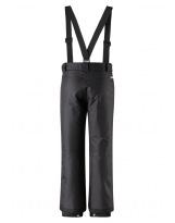 Черный лыжный полукомбинезон Reima Tec Tiera 532154/9990