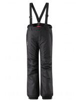 Черный лыжный полукомбинезон Reima Tec Tiera 532154