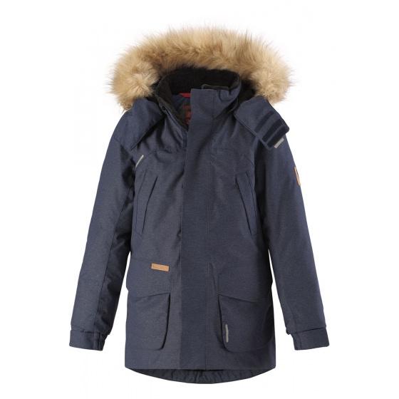Пуховик зимний - куртка Reima tec Ugra 531375