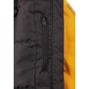 Зимняя желтая парка куртка пуховик Reima tec - Рейма Sisarus 531376