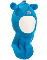 Шерстяной синий зимний шлем Kivat - Киват
