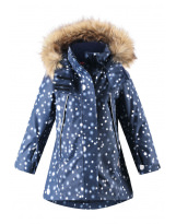 Зимняя синяя куртка парка Reima tec - Рейма Silda 521574