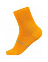 Шерстяные желтые термоноски Reima Warm Woolmix