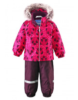 Костюм - комплект зимний куртка + полукомбинезон Lassie by Reima