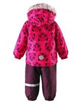Костюм - комплект зимний куртка + полукомбинезон Lassie 713695A/3521