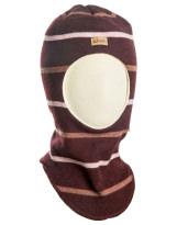 Шерстяной бордо зимний шлем Kivat - Киват