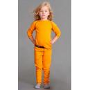 Термобелье желтое для детей Reima - Рейма Lani 536183/2440