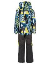 Костюм - комплект зимний куртка + полукомбинезон Gusti Boutique 3046 GWB