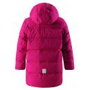 Пуховик малиновый лыжный зимний - куртка Reima tec WISDOM 531353/3600