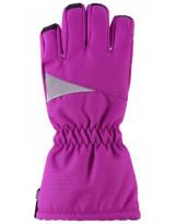 Зимние фиолетовые перчатки LASSIE - ЛАССИ