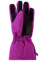Зимние фиолетовые перчатки LASSIE - ЛАССИ BY REIMA