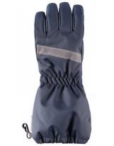 Зимние светло-серые перчатки LASSIE - ЛАССИ