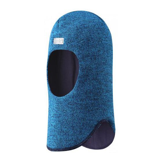 Шлем зимний синий-меланж Lassie by Reima 718730R/6521