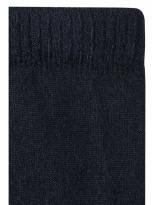 Шерстяные темно-синие термоноски Reima Warm Woolmix