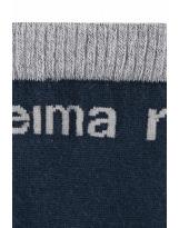 Шерстяные темно-синие термоноски Reima Boot 527310