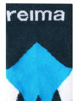 Шерстяные синие гольфы термоноски Reima Ski Day 527313