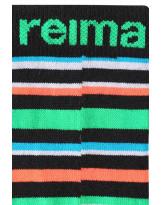 Шерстяные черные гольфы термоноски Reima Ski Day 527313