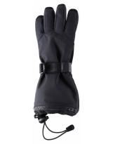 Черные перчатки Reima рукавицы Vik 527289