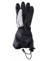 Черные перчатки Reima рукавицы Vik 537013/9990