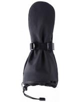 Черные непромокаемые рукавицы Reimatec Riggu 537014/9990