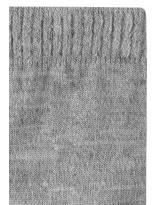 Шерстяные серые термоноски Reima Warm Woolmix 527309/9400