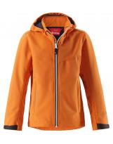 Толстовка ветровка куртка Reima Softshell Grus 531381/2760 демисезон