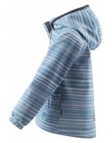 Толстовка ветровка куртка 2 в 1 Lassie Softshell Eera 721723/7781 демисезон