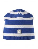 Демисезонная полосатая шапка бини Reima - Рейма Haapa 538050