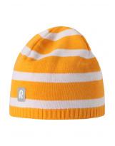 Демисезонная шапка в полоску бини Reima - Рейма Haapa 538050