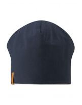 Демисезонная двусторонняя шапка в полоску бини Reima - Рейма Tanssi 538056