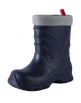 Резиновые тёмно-синие сапоги Reima Frillo rainboot 569313