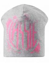 Двусторонняя демисезонная шапка бини Lassie 728757