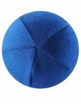 Демисезонная темно-синяя шапка бини Lassie 728760/6750