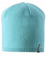 Демисезонная бирюзовая шапка бини Lassie 728760