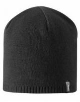 Демисезонная черная шапка бини Lassie 728760