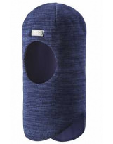 Шлем демисезонный темно-синий Lassie by Reima 718758