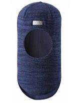 Шлем демисезонный темно-синий Lassie by Reima 718758/6960