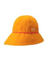 Двусторонняя Кепка панама желтая с защитой от солнца Reima Viiri 528522