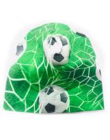 Демисезонная хлопковая шапка футбол Lenne TAMMY 19677