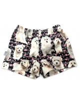 Хлопковые шорты для девочки Lenne sharon 19619