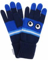 Перчатки темно-синие демисезонные Lenne Glaes 19296