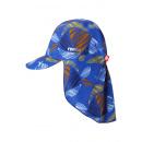 Кепка панама синяя с защитой от ультрафиолета Reima Turtle 518459/6644
