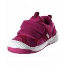 Кроссовки вишневые ботинки детские Reima Tec Knappe 569316/3920