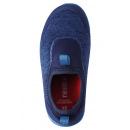 Мокасины кроссовки синие Reima Spinner 569334/6640