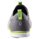 Мокасины кроссовки серые Reima Spinner 569334/9370