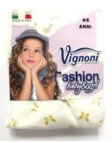 Gold Итальянские капроновые колготки Vignoni